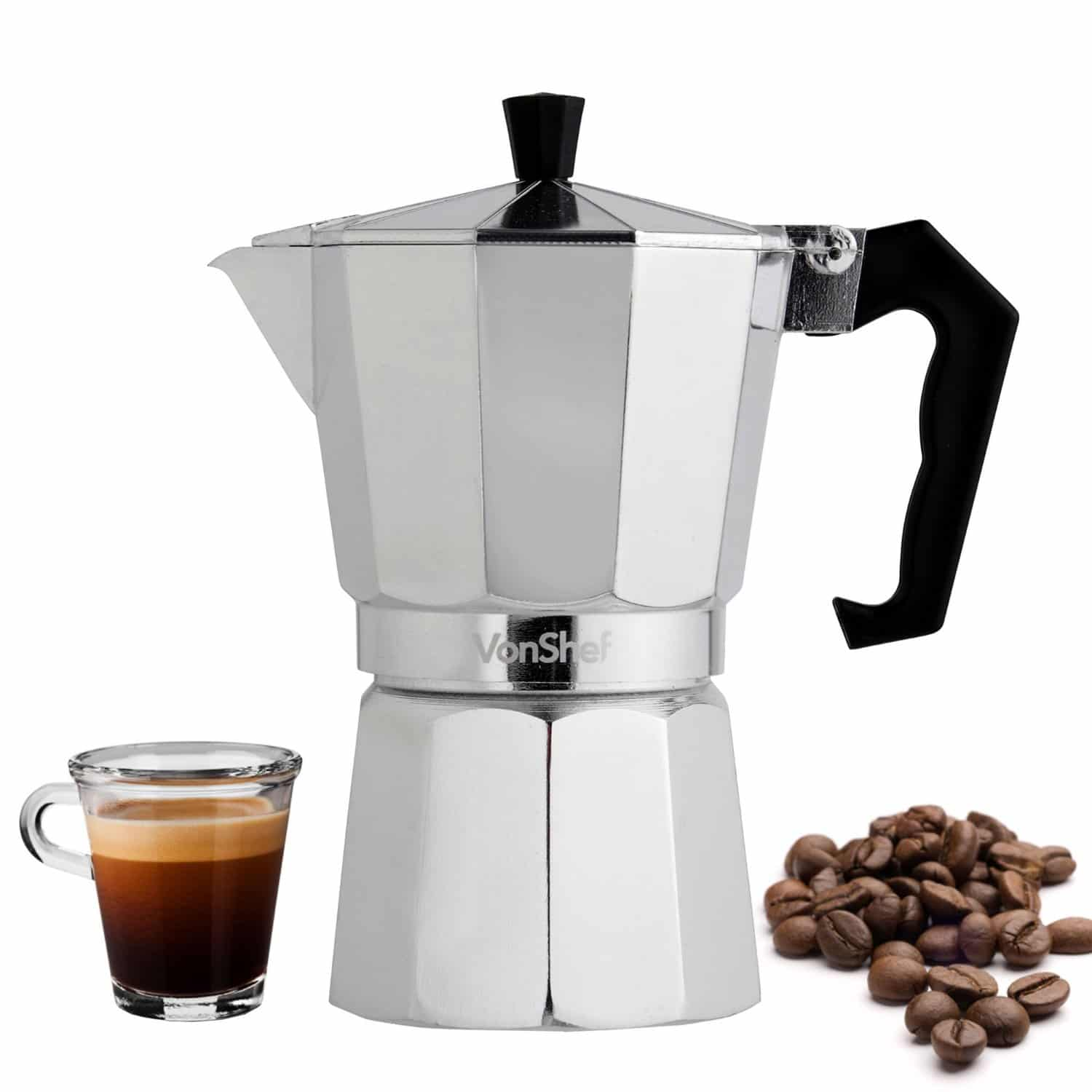 Best Stovetop Espresso Maker Reviews- Coffee Caboodle