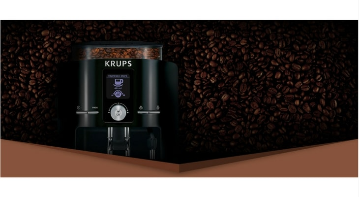 Krups coffee machine review