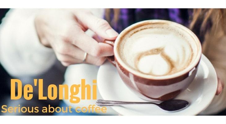 De'Longhi Coffee Machine Reviews