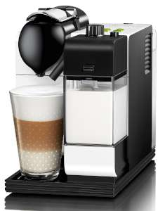 Delonghi EN520.W Nespresso Lattissima Plus