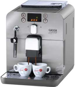 Gaggia Brera Bean to Cup Coffee Machine-300