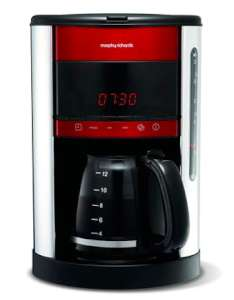 Morphy Richards 162004 Digital Filter Coffee Maker