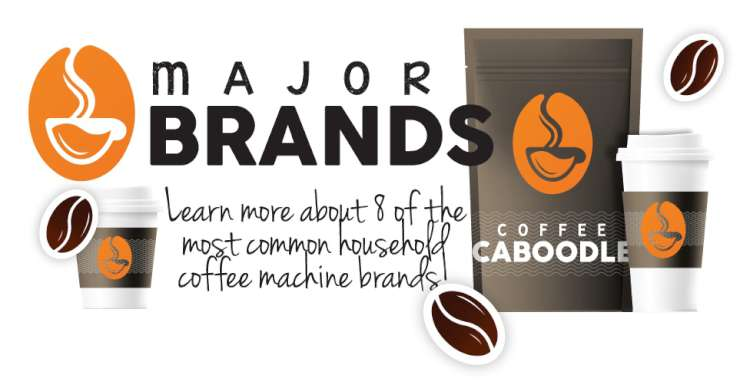 Major Coffee Machine Brands